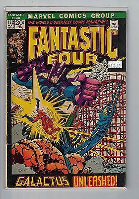 Fantastic Four Issue # 122 Marvel Comics $10.00