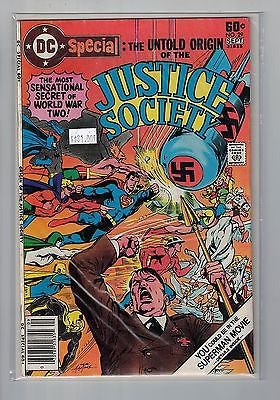 DC Special Issue # 29 (Origin of the Justice Society) DC Comics $31.00
