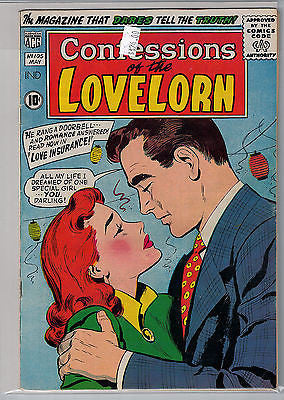 Confessions Of The Lovelorn #105 (May 1959) American Comics Group $24.00