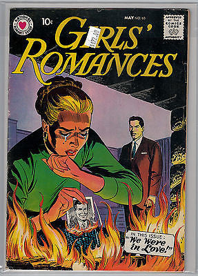 Girls' Romances Issue # 60 (May 1959) DC Comics $22.00