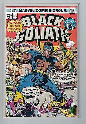 Black Goliath Issue #1 Marvel Comics $25.00