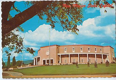 Vintage Postcard of The New Mexico State Capitol in Santa Fe, New Mexico $10.00