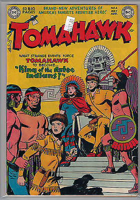 Tomahawk #6 (Jul-Aug 1951) DC Comics $211.00