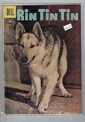 Rin Tin Tin Issue #17 Dell Comics $12.00