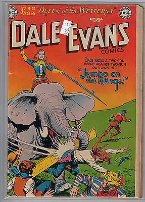 Dale Evans Issue # 19 (Sep-Oct 1951) DC Comics $60.00