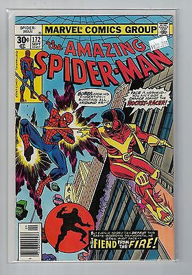 Amazing Spider-Man Issue # 172 Marvel Comics $30.00