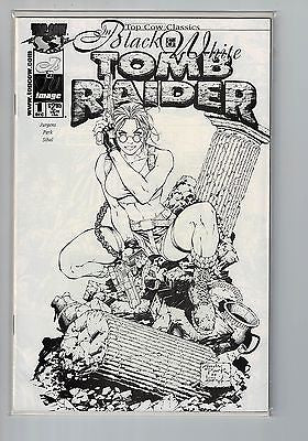 Tomb Raider #1 Black and White Edition Top Cow/Image Comics $20.00