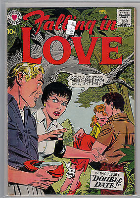 Falling in Love Issue # 27 (Jun 1959) DC Comics $40.00
