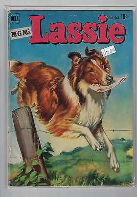 Lassie Issue # 6 Dell Comics $12.00