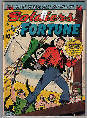 Soldiers of Fortune Issue # 2 (May-Jun 1951) American Comics $42.00