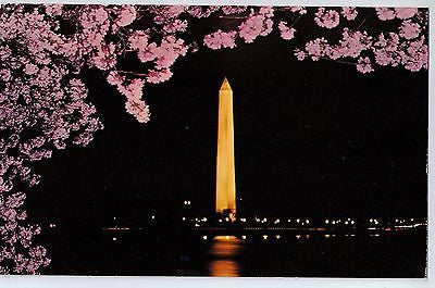 Vintage Postcard of The Washington Monument $10.00