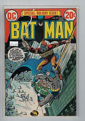 Batman Issue # 247 DC Comics $15.00