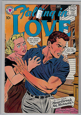Falling in Love Issue # 26 (May 1959) DC Comics $40.00
