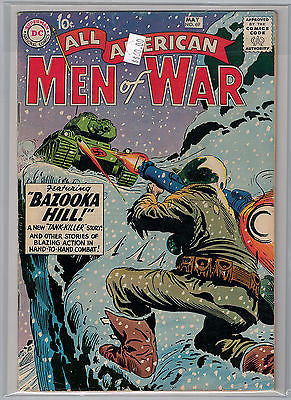 All-American Men of War Issue # 69 (May 1959) DC Comics $60.00
