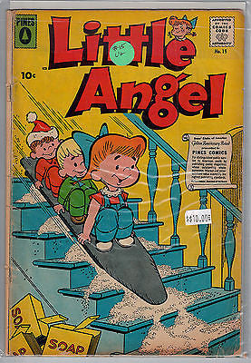 Little Angel Issue # 15 (Winter 1959) Pines $10.00