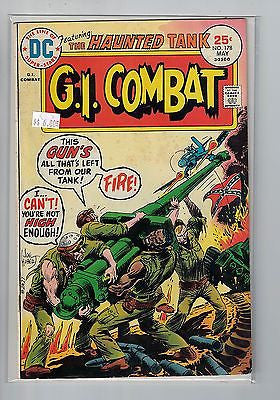 G.I. Combat Issue #178 DC Comics $6.00