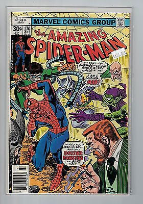 Amazing Spider-Man Issue # 170 Marvel Comics $30.00