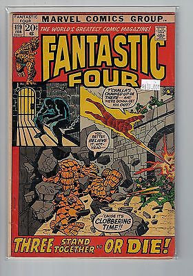 Fantastic Four Issue # 119 Marvel Comics $10.00