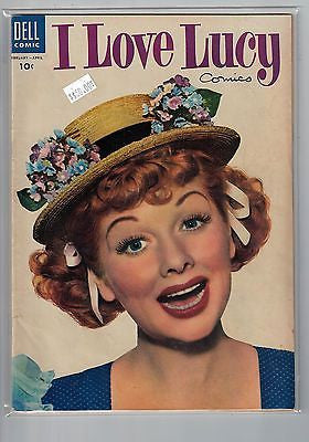 I Love Lucy Issue #5 Dell Comics $60.00