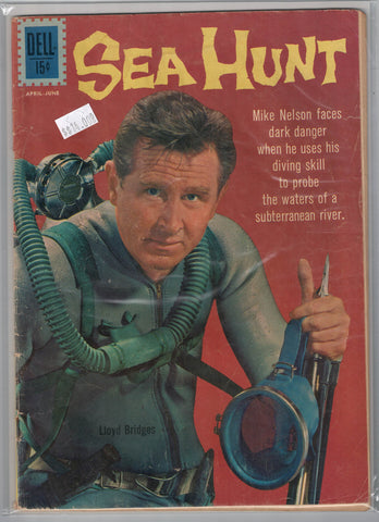 Sea Hunt Issue # 13 Dell Comics $14.00