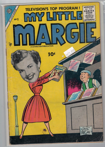 My Little Margie Issue #  9 Charlton Comics $13.00