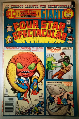 Four Star Spectacular Issue # 3 DC Comics $12.00