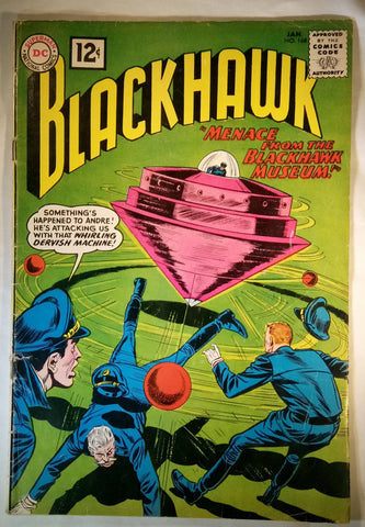 Blackhawk Issue #168 DC Comics $12.00