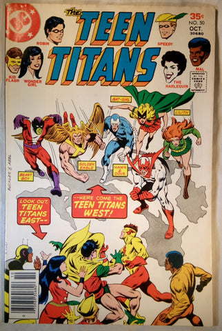Teen Titans Issue # 50 DC Comics $35.00