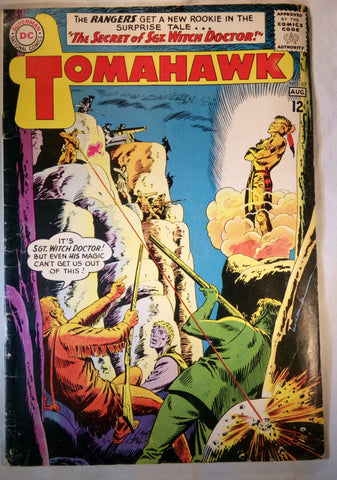 Tomahawk Issue # 87 DC Comics $20.00