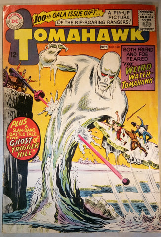 Tomahawk Issue # 100 DC Comics $32.00