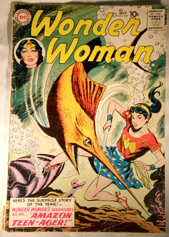 Wonder Woman Issue # 107 DC Comics $120.00