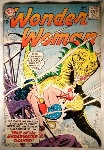 Wonder Woman Issue # 146 DC Comics $30.00