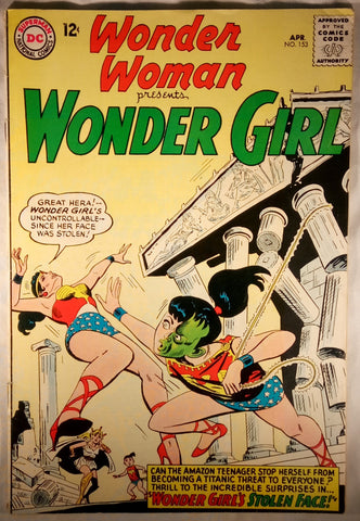 Wonder Woman Issue # 153 DC Comics $60.00