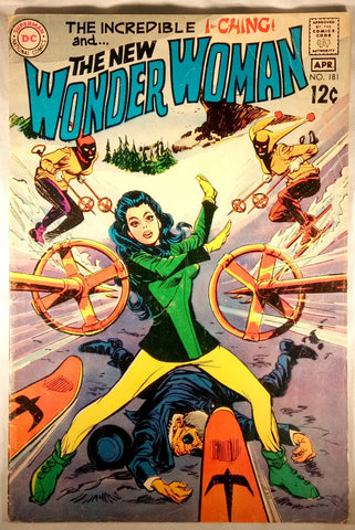 Wonder Woman Issue # 181 DC Comics $13.00