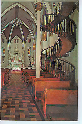 Vintage Postcard of our Lady of Light, Loretto Academy Church in Santa Fe, NM $10.00
