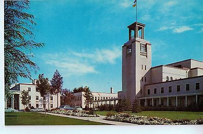 Vintage Postcard of The New State Capitol Building Santa Fe, New Mexico $10.00