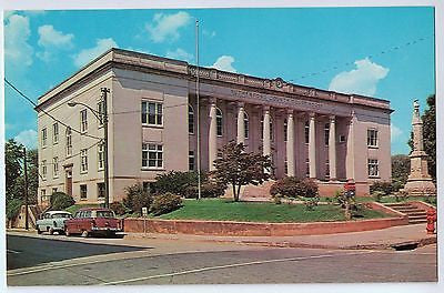 Vintage Postcard of Rutherford County Court House, Rutherfordton, NC $10.00