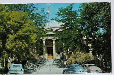 Vintage Postcard of Pershing County Court House in Lovelock, NV $10.00