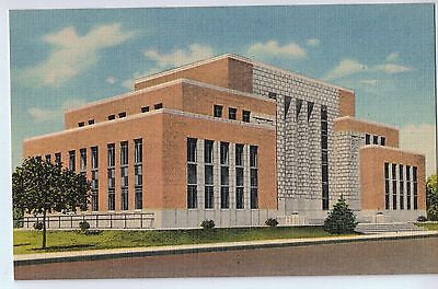 Vintage Postcard of Quay County Court House, Tucumcari, N. M. $10.00