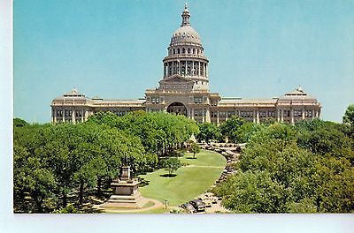 Vintage Postcard of The Texas State Capitol in Austin $10.00