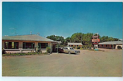 Vintage Postcard of Oasis Motel Springer, New Mexico $10.00