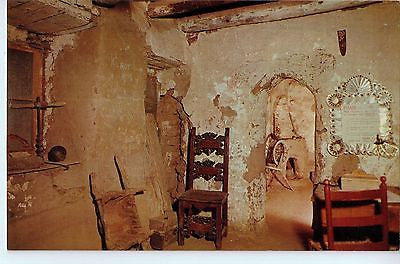 Vintage Postcard of The Oldest House in the USA in Santa Fe, NM $10.00