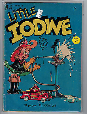 Little Iodine Issue # 2 (Jun - Aug 1950) $12.00