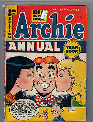 Archie Issue #Annual 2, (1950-1951) $220.00