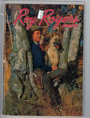 Roy Rogers Comics Issue # 12 (Dec 1948) Dell Comics $15.00