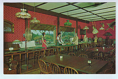 Vintage Postcard of The Stagecoach Stop in Onsted, MI $10.00