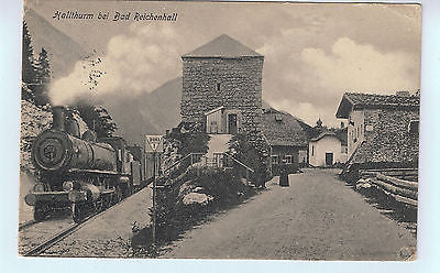 1909 German Postcard with Picture of Hallthurm bei Bad Reichenhall $15.00