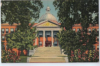 Vintage Postcard of the State Capitol in Santa Fe, New Mexico $10.00