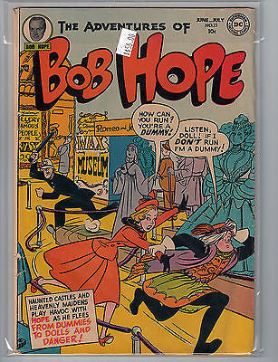 Adventures of Bob Hope #15 (Jun-Jul 1952, DC) $56.00