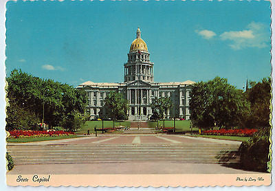 Vintage Postcard of Colorado State Capitol, Denver, CO $10.00